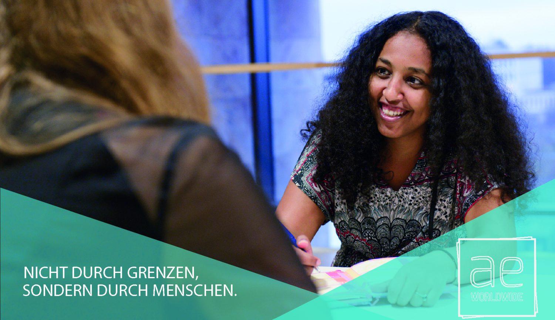 academic experience Worldwide e.V. zum Weltflüchtlingstag 2017