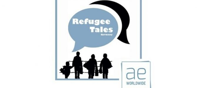 Podcast #RefugeeTalesGermany – Support aeWorldwide now!