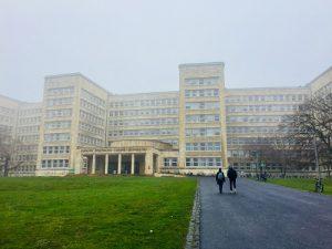 IG Farbenhaus Uni Frankfurt